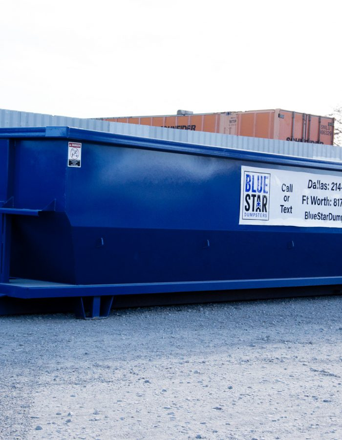 dumpster rentals Irving and Dallas